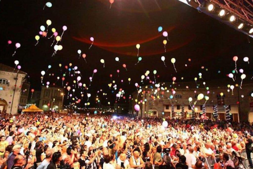 Foro Annonario - Summer Jamboree