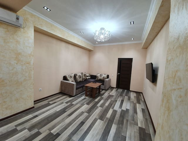 Apartment in the city center of Dushanbe 2 rooms