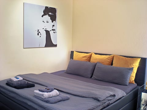 Lion Homestay Munich - Room № 2 - 20min Downtown