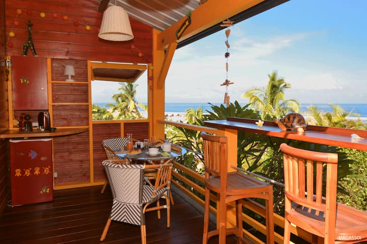 1 - Poz Lagon - Bungalow sea view private jacuzzi