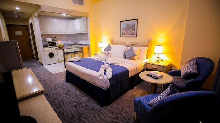 Luxurious Studio Hotel Apartments
