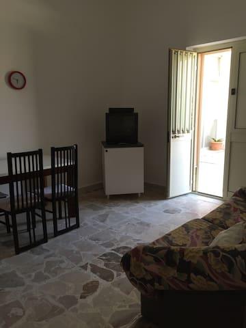 Appartamentino €50 a coppia - Realmonte - Apartament