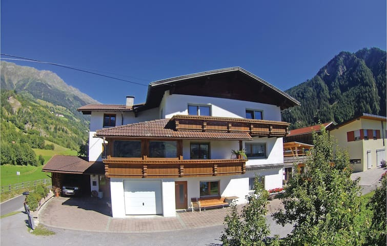 Holiday apartment with 1 bedroom on 35m² in Kauns