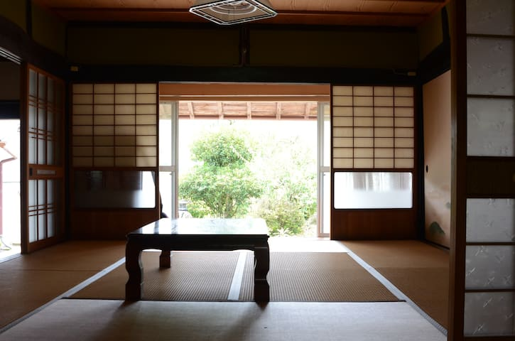 Japanese Old Traditional House of Kyoto.