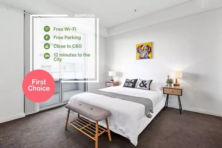 All amenities only downstairs, 20 mins to CBD