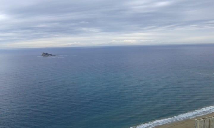 Apartamento Golf Poniente con Vistas al mar