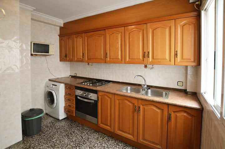 Amazing double room for student in Valencia
