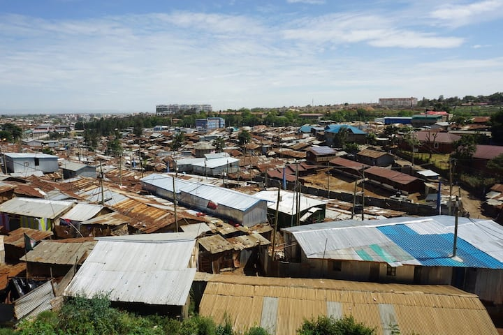 See Kibera as only a local could