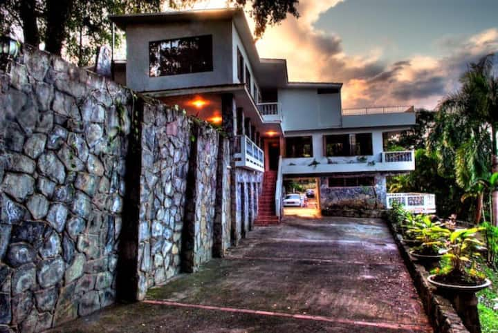 Hacienda Azucena near El Yunque Rain Forest