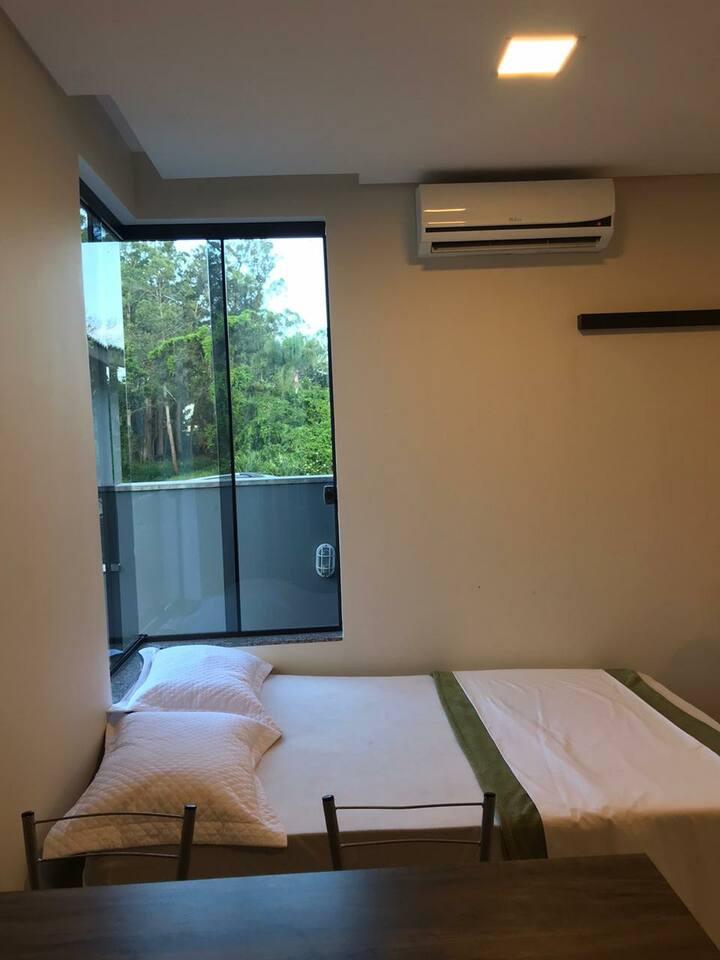 Apartamento  hidromassagem - praia de Canasvieiras