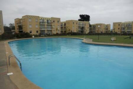 Hermoso departamento en condominio - El Quisco