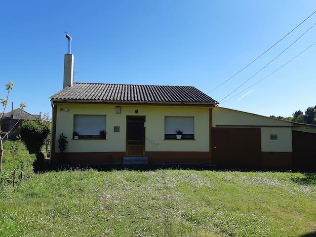 La Casa del Tío Antonio.  Para familias y mascotas
