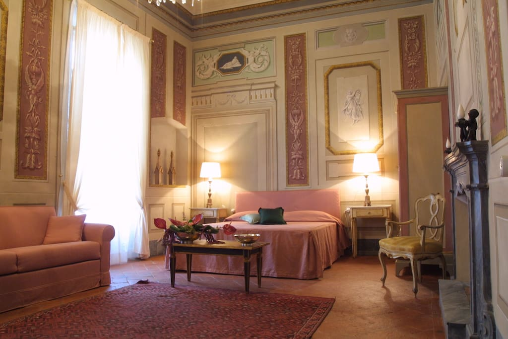 Palazzo galletti suite chambres d 39 h tes louer for Chambre d hote florence