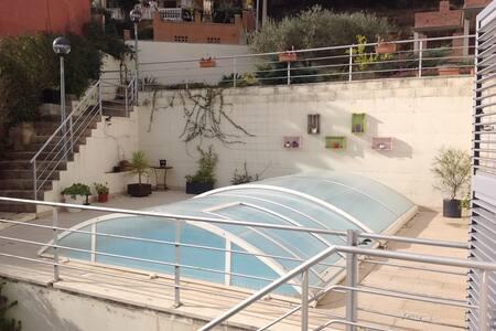 103D - Villa con piscina privada en Riudecanyes - Riudecanyes - Villa