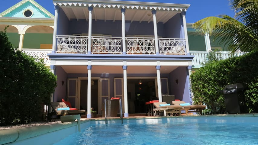 Seapalm Townhome@ Orient Beach - Orient Beach, Collectivity of Saint-Martin - Rumah