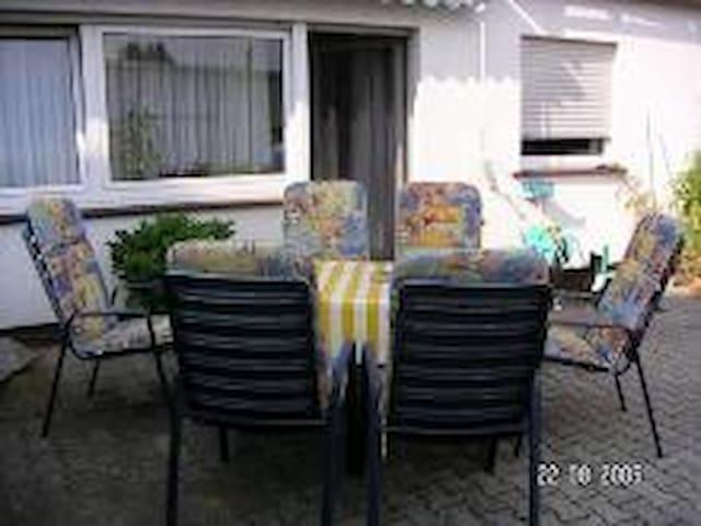 68qm Schöne Fewo in Frankfurt  - Usingen - Apartamento