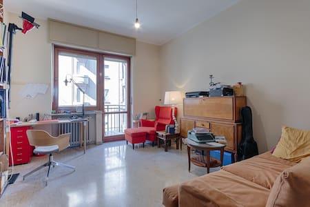 Ampia stanza in zona Aurora - Torino