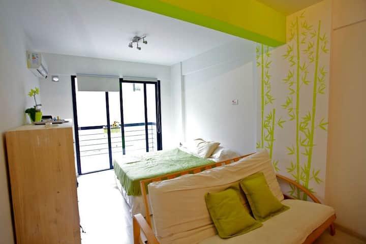 Bright loft, Palermo/Villa Crespo