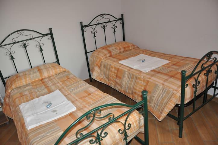 camera doppia o matrimoniale