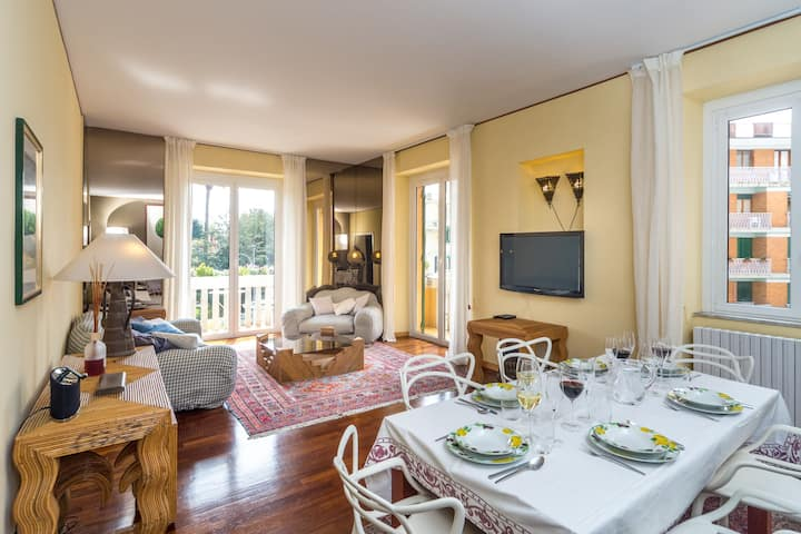 CasaMaTi - Outstanding apartment  - WiFi - Parking