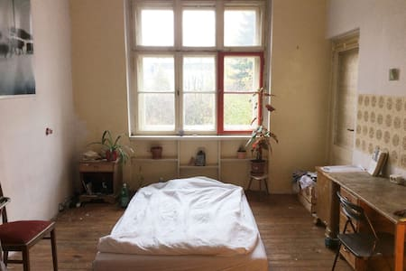 Room in a old House in Leipzig Centre - ไลพ์ซิก
