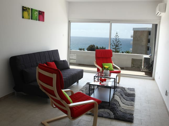 Anemos Two Bedroom Apartment - Agios Tychon - Apartamento
