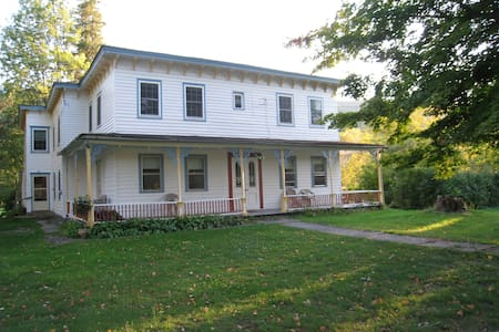 Large Catskill Vacation House - Lexington  - Talo
