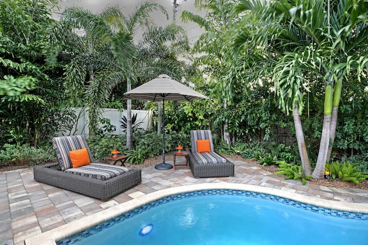 3BR Home in Fort Lauderdale Area-3 Miles to Beach! - Wilton Manors - Casa