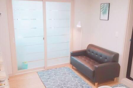 [천안] 봉명동 천안역 #투룸 #cosy house #6인 #Wi-Fi