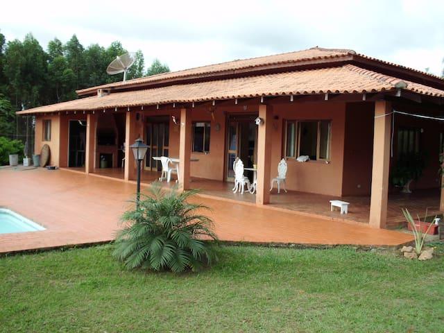 LINDA CHÁCARA REGIAO SOROCABA  - Araçoiaba da Serra - Chatka