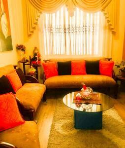 Departamento acogedor 2 habitaciones confortables