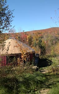 Yurt in the Mountains Minister Brook Rd- Worcester
