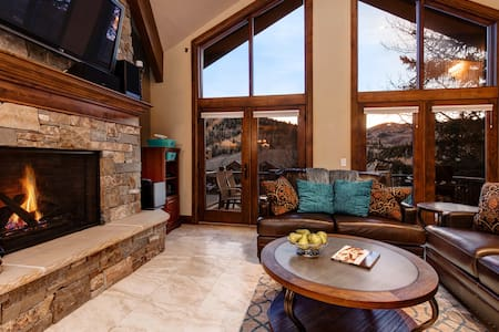 This fabulous townhome is located in the Little Belle area of Deer Valley. - Park City - Dom
