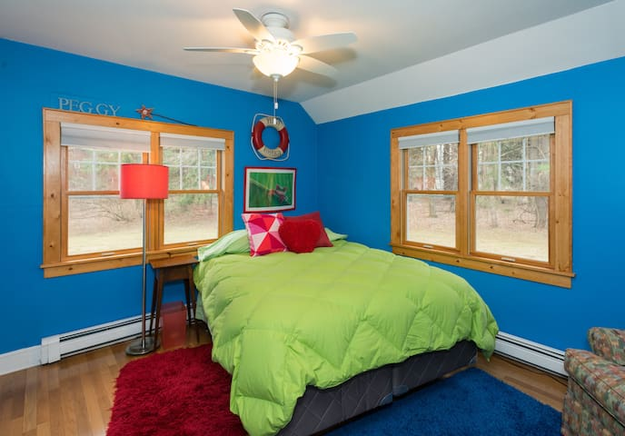 Peggy's Room in Hopewell Jct Home - Hopewell Junction - Σπίτι
