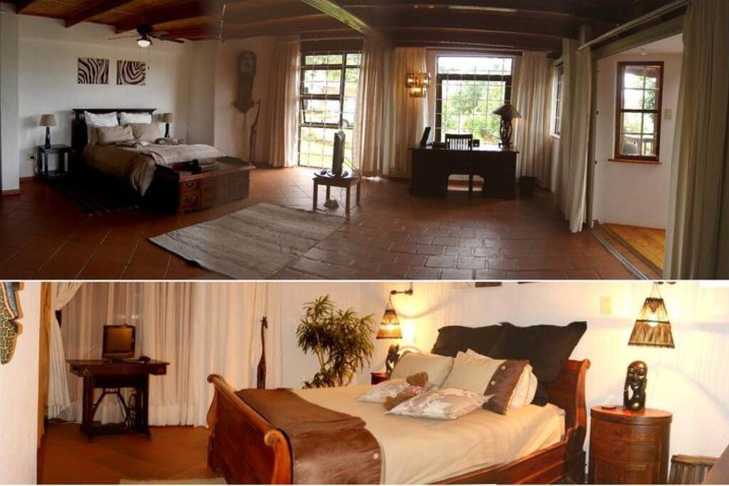 Zebra Suite und African Room