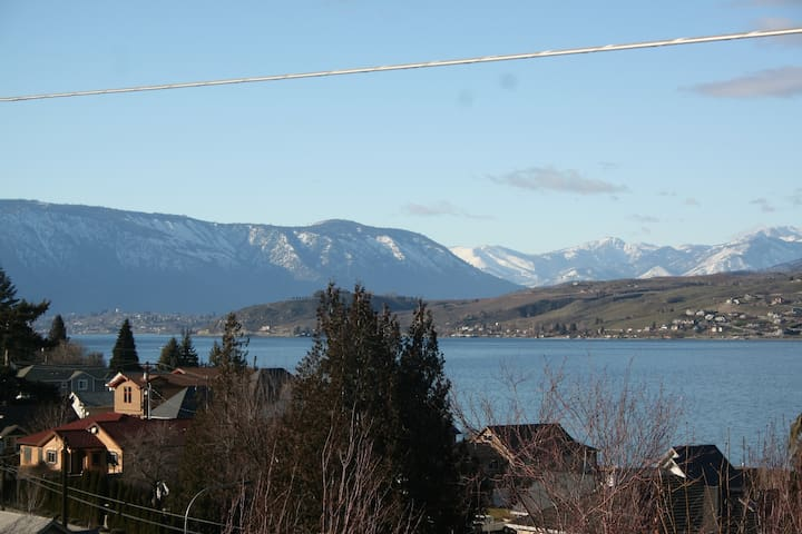 Fantastic view of Lake Chelan - Chelan