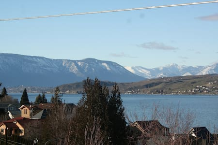 Fantastic view of Lake Chelan - Chelan - Appartement