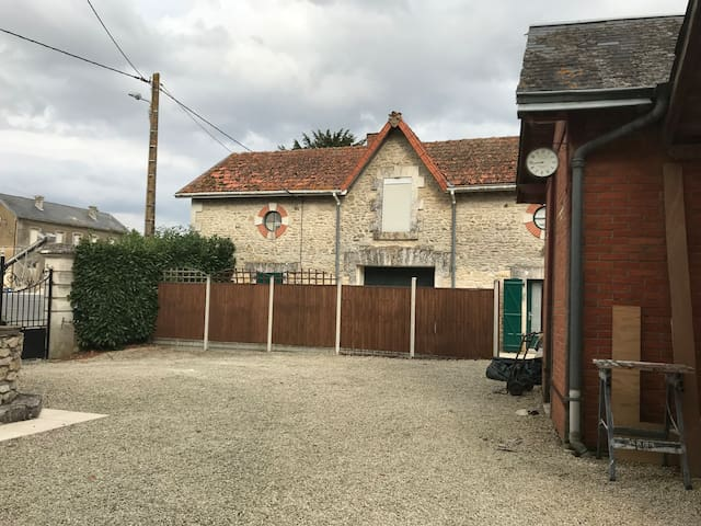 Wonderful Gite - 3 Quartier del Agare Charroux