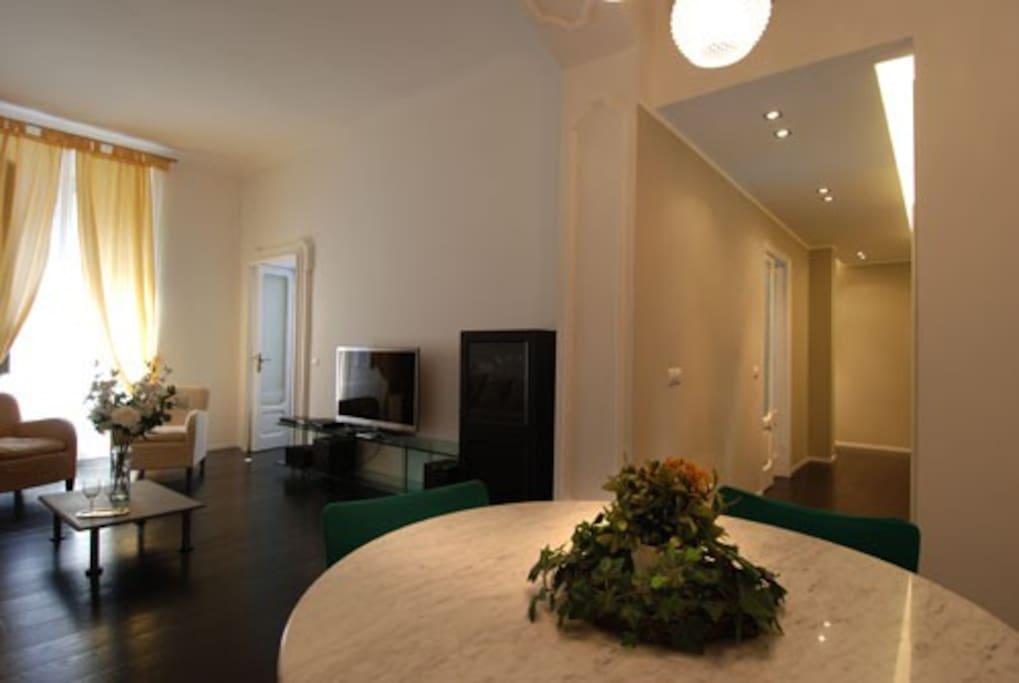 Brera best area in milan center 2bedrm 2bathrm lux for Brera appartamenti