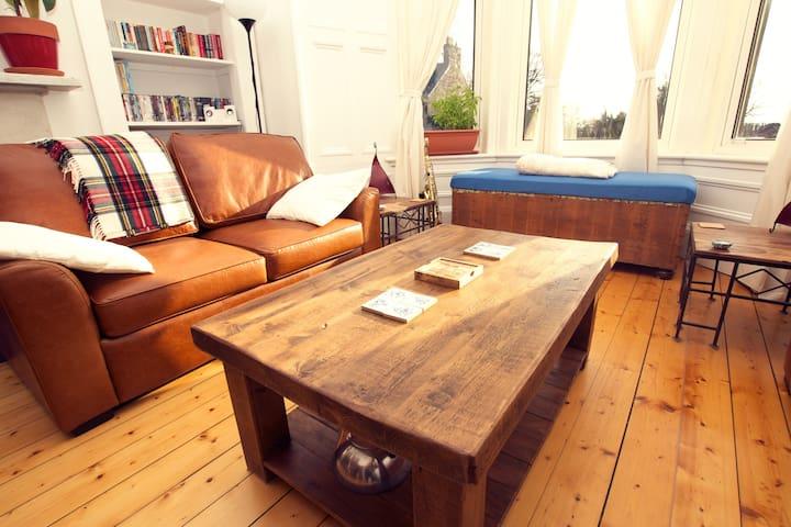 Modern Vintage Home - Central South - Edinburgh - Apartment