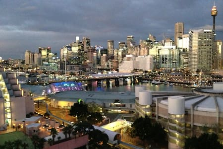 Darling Harbour City Penthouse