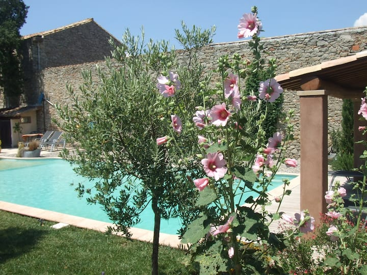 BOUTIQUE HOUSE BETWEEN CORBIERES MINERVOIS