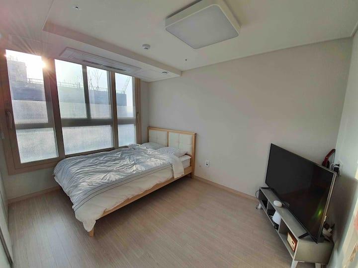 일산과 김포공항이 가까운 포근한 shana's house