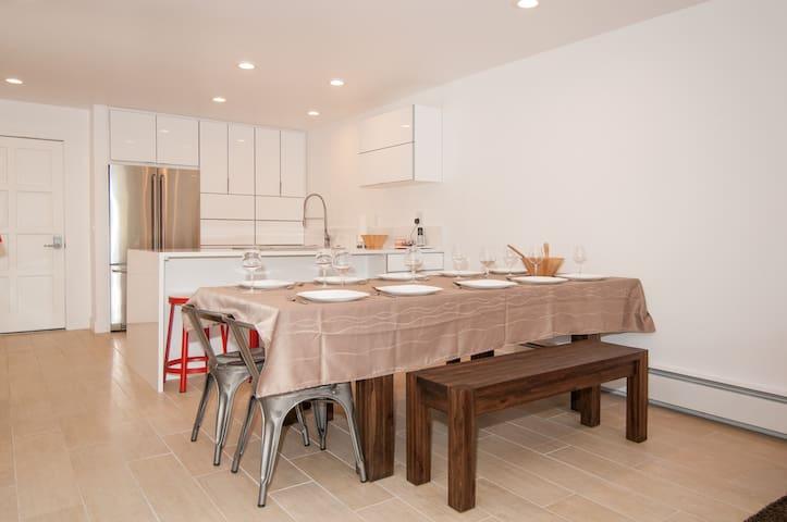 New (2014) Alpine Meadow Chalet - Alpine Meadows - Apartment