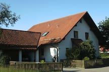 Haus von nordost