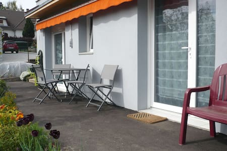 Nice Holiday flat near Strasbourg - Breuschwickersheim - House