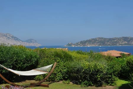 Sardinia, Punta Molara, sea view ! - Punta Molara