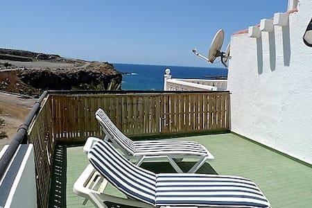 Estudio sobre la playa con piscina y vistas mar - Callao Salvaje - ลอฟท์