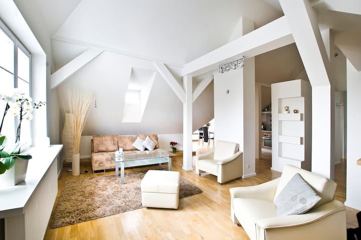 Premium stylish Apartment Center of Sopot