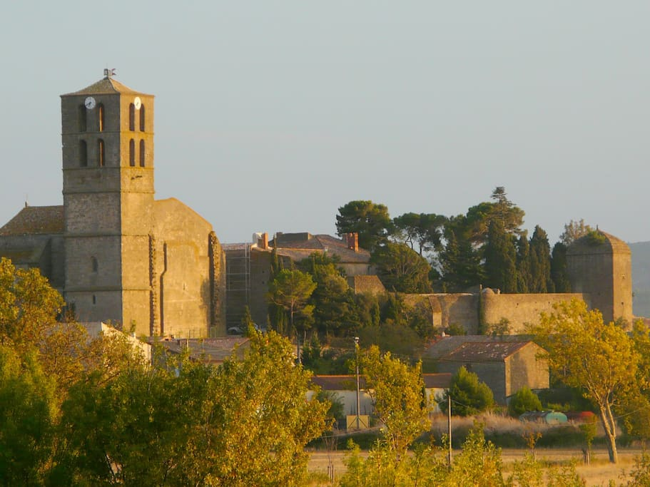 Church and Castle